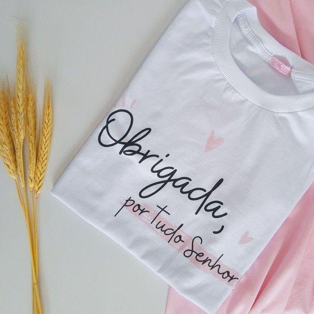 T-shirt baby look  - Foto 2