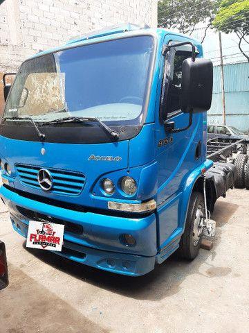 Mercedes-Benz 915c no chassi - Foto 2