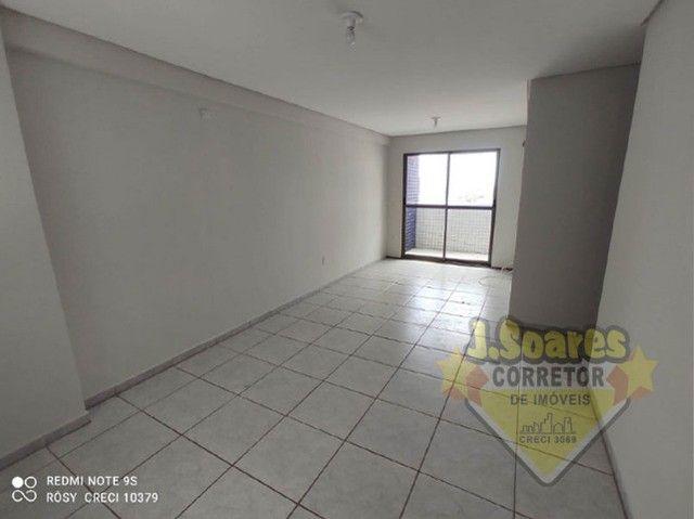 Tambaú, 3 quartos, 2 suítes, 100m², R$ 1.800, Aluguel, Apartamento, João Pessoa - Foto 4