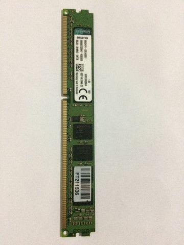 Memória RAM Kingston 2x4 DDR3 - Foto 4