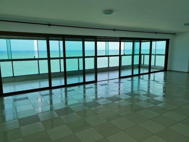 Apartamento com 4 quartos para alugar, 300 m² por R$ 13.500/ano - Pina - Recife/PE - Foto 2
