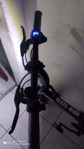 Bicicleta Elétrica Goldentec - Foto 4