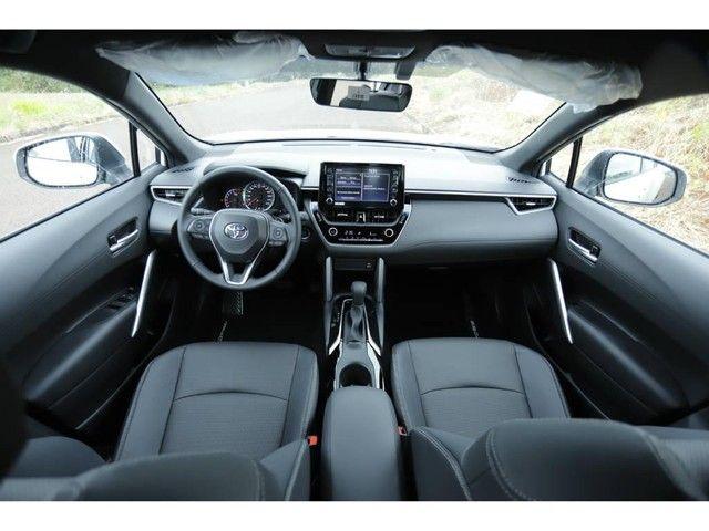 Toyota Corolla CROSS XRE 2.0 DIRECT SHIFT FLEX - Foto 10
