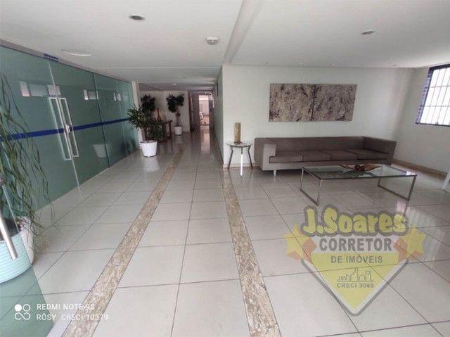 Tambaú, 3 quartos, 2 suítes, 100m², R$ 1.800, Aluguel, Apartamento, João Pessoa - Foto 13