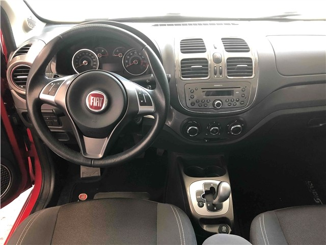 Fiat Grand Siena 2018 1.6 Top Aut Lindo! - Foto 12