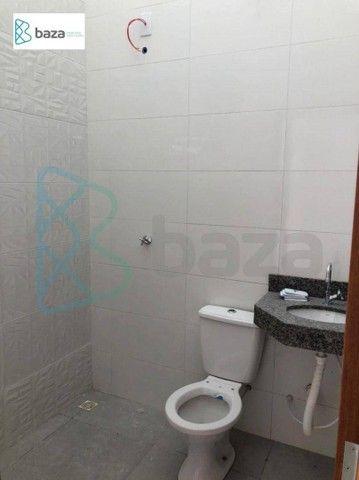 Casa com 3 dormitórios sendo 1 suíte à venda, 115 m² por R$ 350.000 - Residencial Paris -  - Foto 15