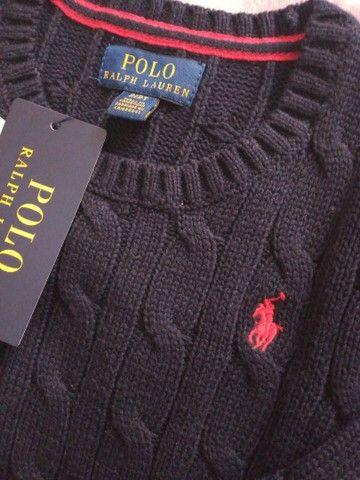Suéter infantil Polo Ralph Lauren Tam 2 - Foto 3