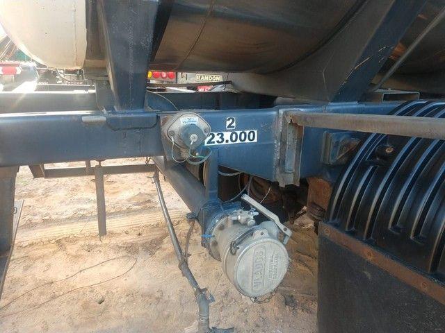 Bitrem tanque inox impecável Aceito caminhonete diesel no negócio - Foto 10