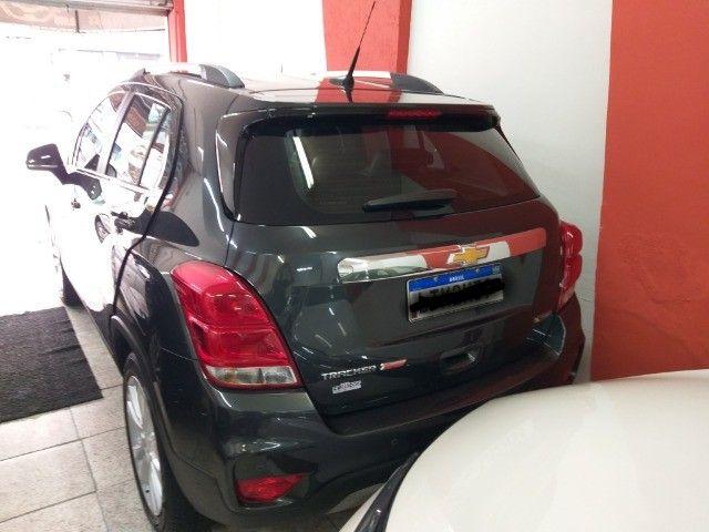 Tracker Premier Top  Nova troco e financio aceito carro ou moto maior ou menor valor - Foto 2