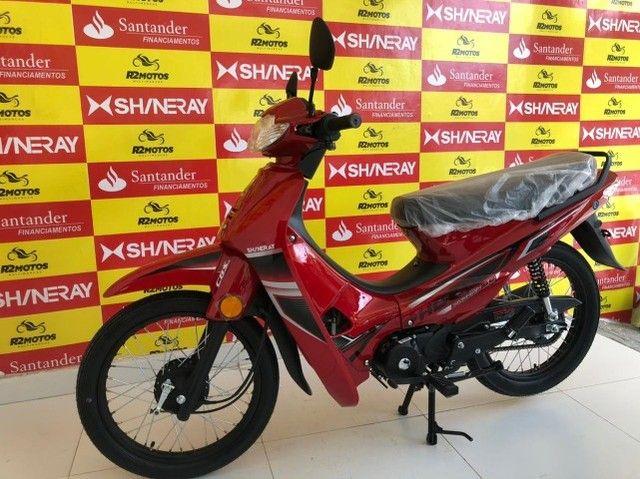 Nova Shineray Phoenix 2021 R$ 5.990 Á vista Emplacamento incluso - R2 Motos Cuiá/Geisel - Foto 5