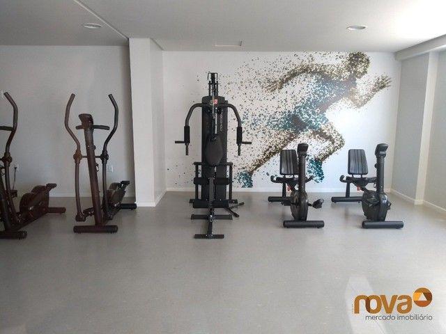 Apartamento à venda com 2 dormitórios em Setor negrão de lima, Goiânia cod:NOV236380 - Foto 16