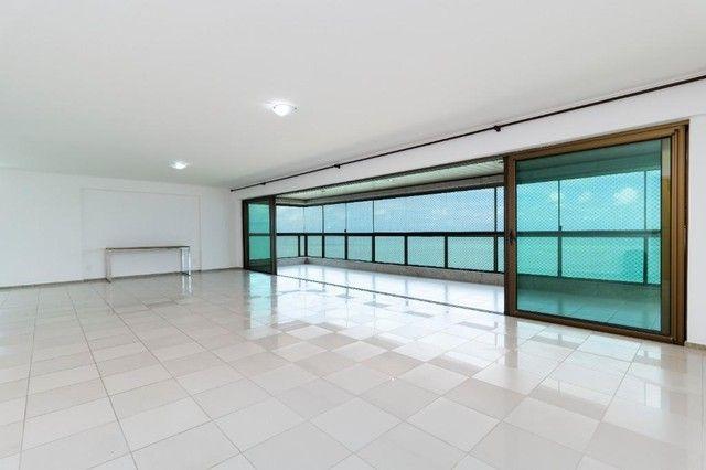 Apartamento com 4 quartos para alugar, 300 m² por R$ 13.500/ano - Pina - Recife/PE