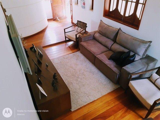 Casa Duplex Marilândia 4 quartos,2 salas,piscina, área gourmet,suite Banheira,terreno - Foto 6