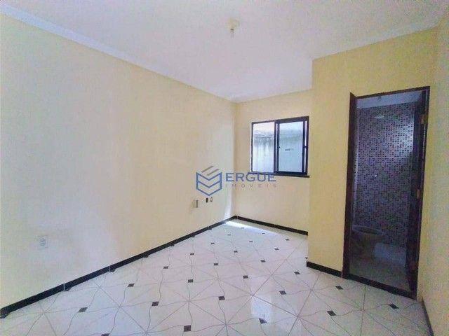 Sala para alugar, 35 m² por R$ 360,00/mês - Vila União - Fortaleza/CE - Foto 2