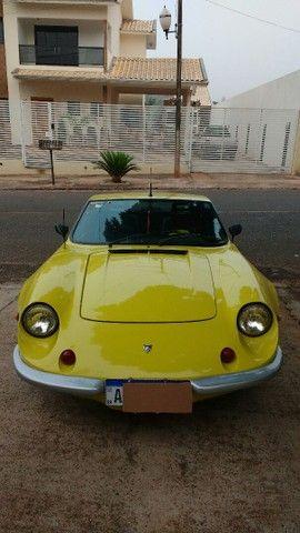 Vendo Puma GTE impecável troca por Hornet - Foto 2