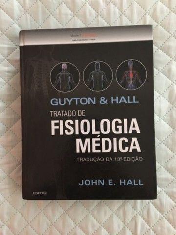 Tratado de fisiologia médica + Princípios da bioquímica  - Foto 2