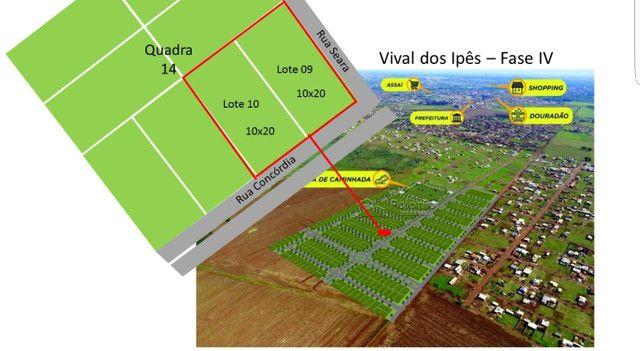 Vival dos Ipês- LOTES COMERCIAIS - Lotes 09 e 10 - Foto 7