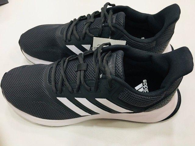 Tênis adidas Runfalcon Original  - Foto 4