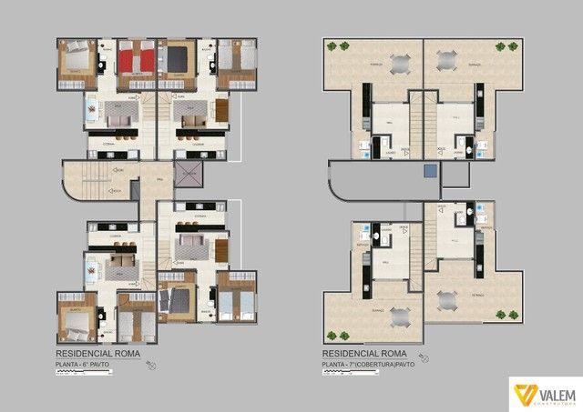 Apartamento com área privativa à venda, 2 quartos, 2 vagas, Santa Mônica - Belo Horizonte/ - Foto 5