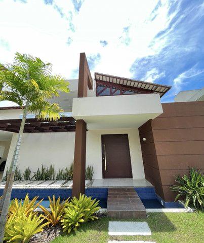 Casa em Condominio Fechado, 04 Suites sendo 1 master com hidromassagem - Foto 2
