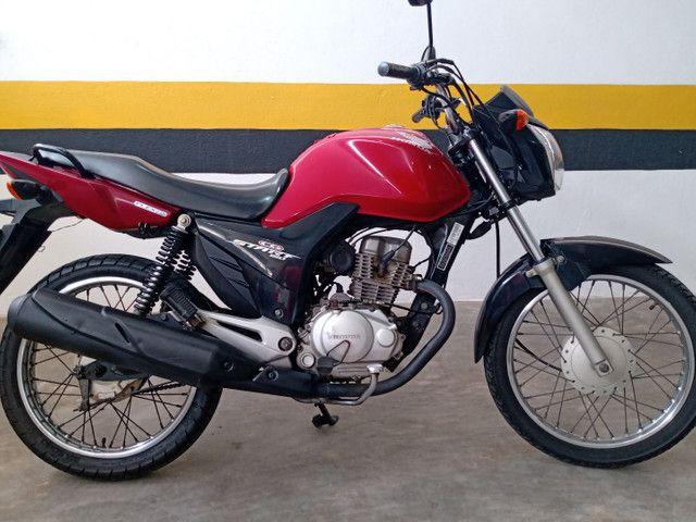 CG 150 start excelente preço impecável 12 X no cartão troco carro ou moto