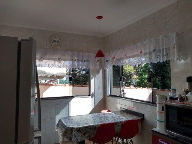 Linda Casa de 2 Pavimentos no bairro Canaã em São Lourenço!!! - Foto 8
