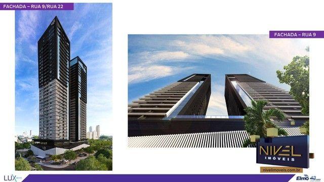 Apartamento com 2 dormitórios à venda, 67 m² por R$ 444.603 - Setor Oeste - Goiânia/GO - Foto 17