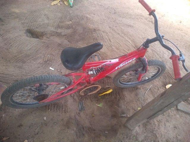 Bicicleta fast boy 400 reais  - Foto 3