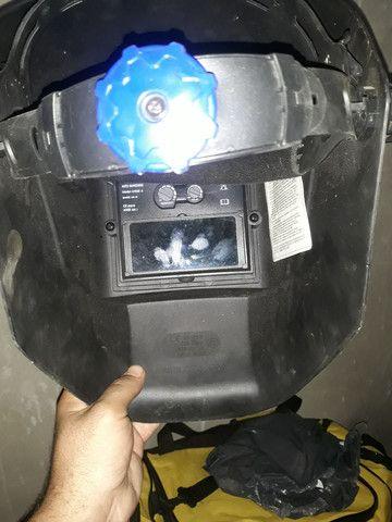Mascara de solda digital 100 - Foto 3