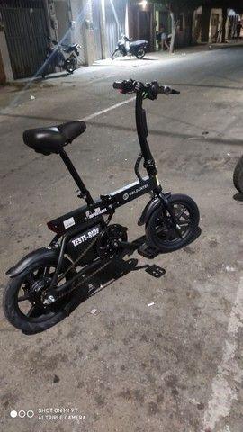 Bicicleta Elétrica Goldentec