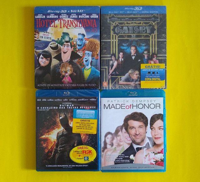 Lote com 4 edições em Blu-ray - Foto 2