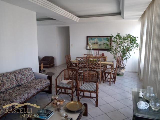 Apartamento para Locação em Salvador, Campo Grande, 3 dormitórios, 1 suíte, 2 banheiros, 1