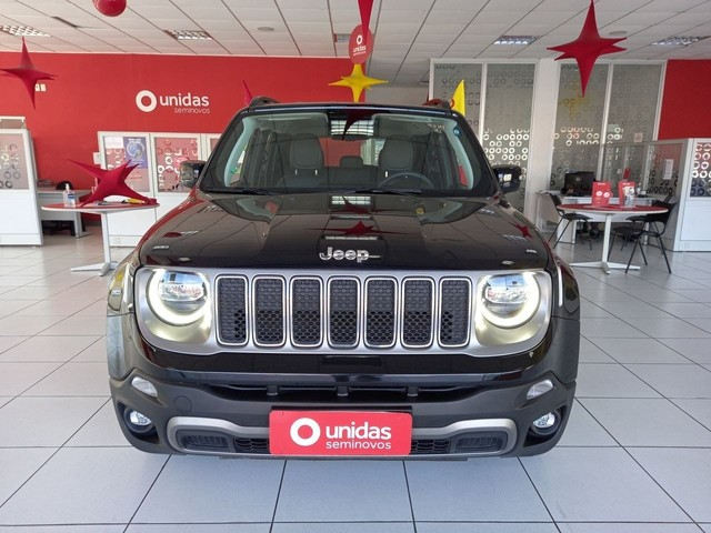 JEEP RENEGADE LIMITED 1.8 AT 2019