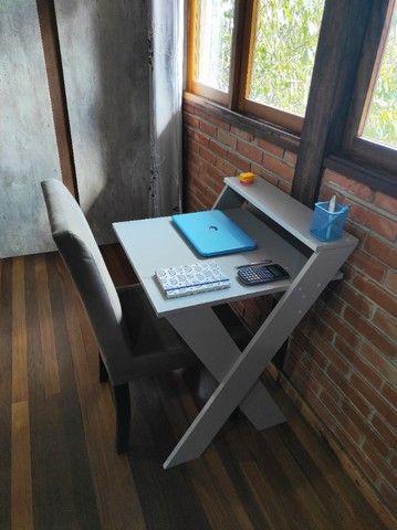 Escrivaninha X home Office - Foto 3