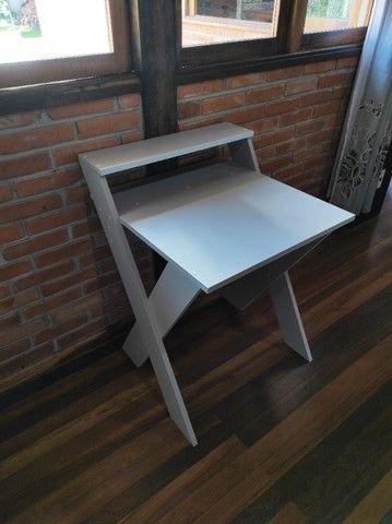 Escrivaninha X home Office - Foto 5