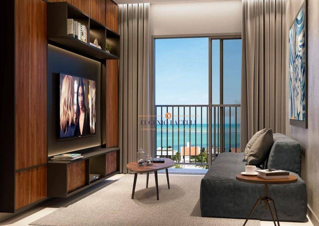 Apartamento com 2 dormitórios à venda, 54 m² por R$ 327.900,00 - Bessa - João Pessoa/PB - Foto 6