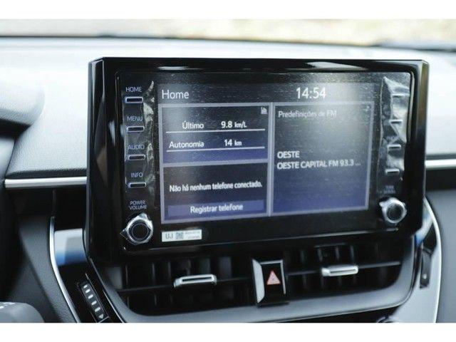 Toyota Corolla CROSS XRE 2.0 DIRECT SHIFT FLEX - Foto 14