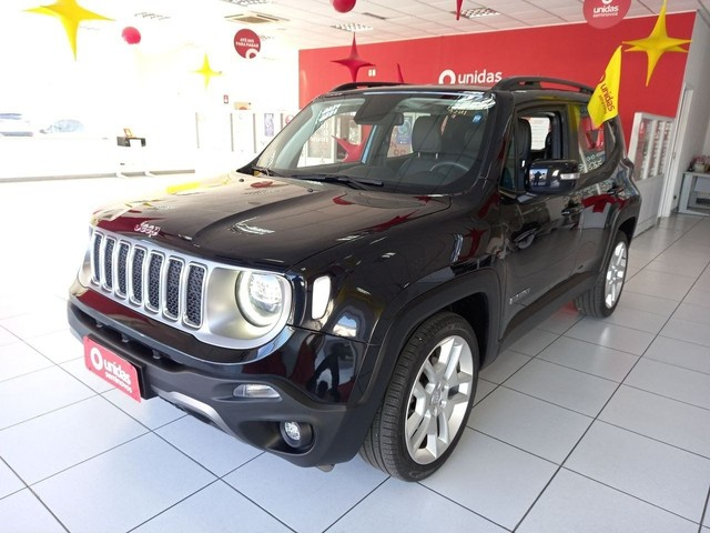 JEEP RENEGADE LIMITED 1.8 AT 2019 - Foto 4