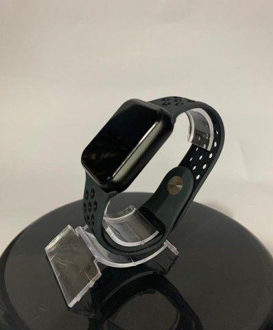 Smartwatch F8 Preto -Lacrado - Foto 3
