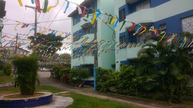 Apartamento 2/4 em Cajazeiras (prédios novos e com varandas)