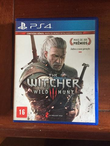 The Witcher ( PS4)
