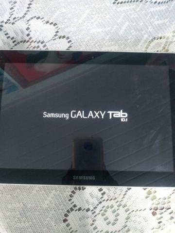 Tablet Samsung 10.1 / Aceito cartões