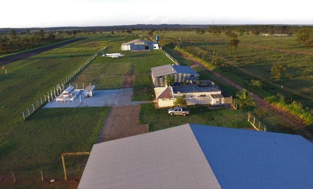 Aeroporto Rural - 37 hectares -Campo Grande - MS