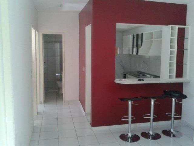 Apartamento em Cidade Satélite - 2 Quartos