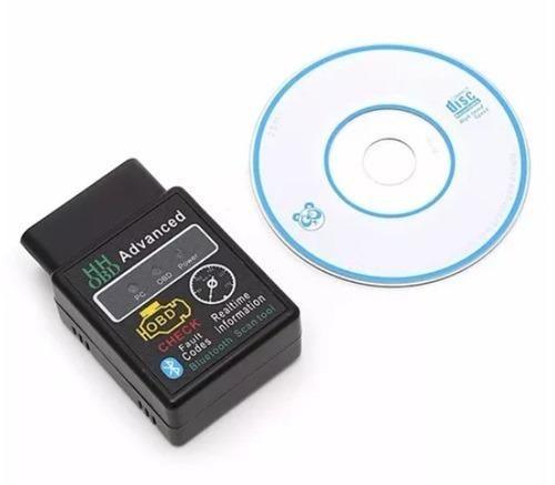 Mini Scanner Auto Bluetooth Interface De Diagnóstico