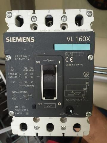 Disjuntor Siemens