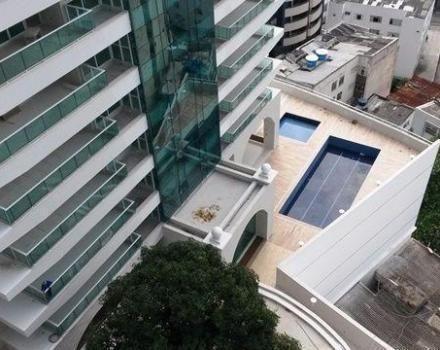 (239) Vila Augusta 2 unidades (Torre Mariá e Thales) andar intermediário terminação 02