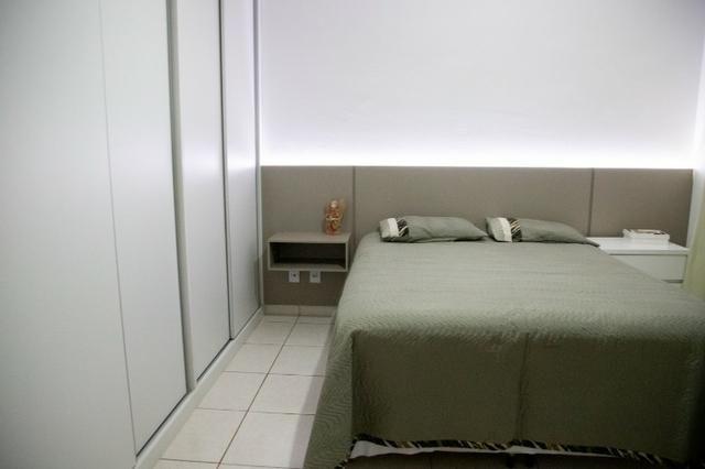 Apartamento em Ipatinga, 3 qts/suite, Sacada Sist. Alarme, 111 m². Valor 210 mil - Foto 4
