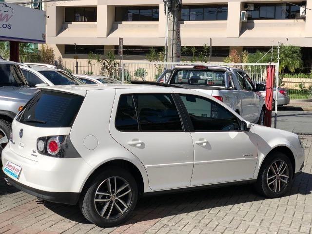 VW Golf 2.0 Sportline Automatico 2012 GNV Top de Linha - Foto 4