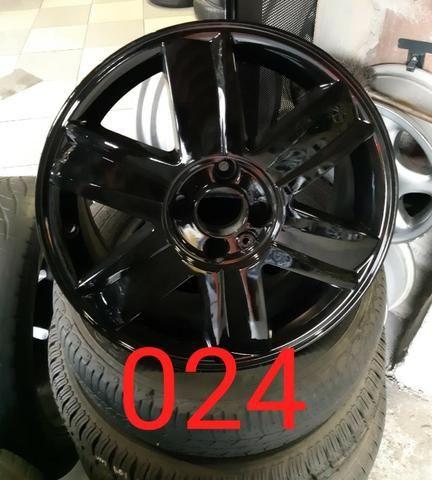 Rodas aro 16 para Jetta / Ford / Focus / Gol / Renault / Fiesta / Fiat / Esportiva e outro - Foto 2
